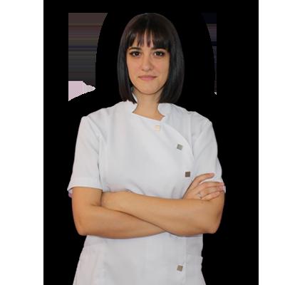 Ángela Meneses, Centro Sanas Parla