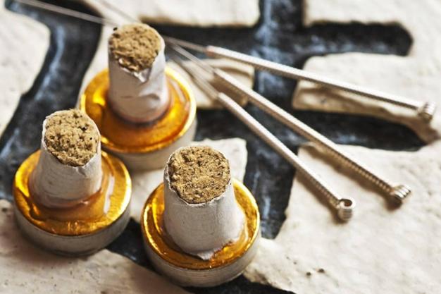 Moxibustion - Medicina tradicional china
